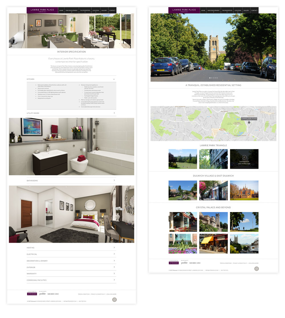 Lawrie Park Place Pages