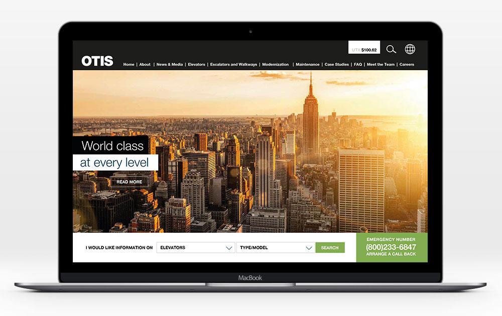 Otis Homepage