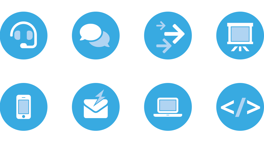 YorCloud icons